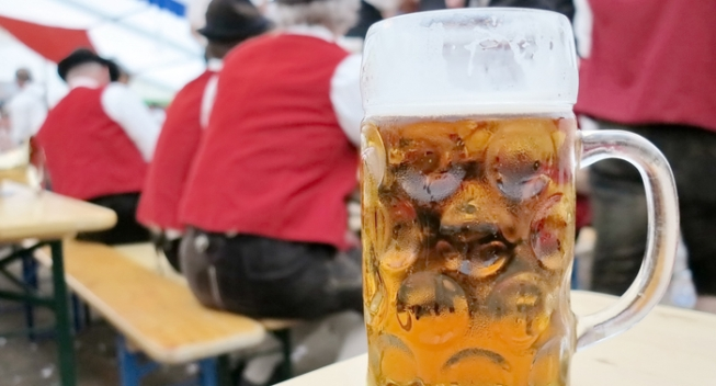 How is Your Oktoberfest Beer Taxed?