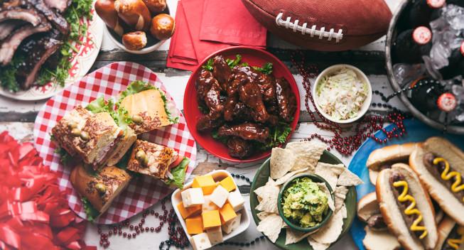 Fiesta de Super Bowl