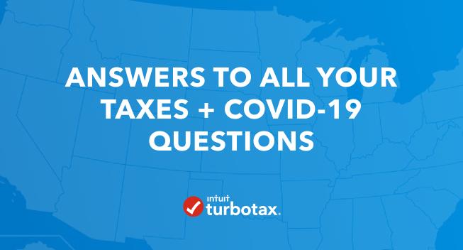 Las Respuestas a Tus Preguntas de Impuestos Sobre el Coronavirus (COVID-19)