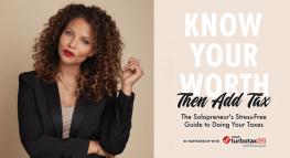 TurboTax y Create & Cultivate brindan consejos tributarios para trabajadores independientes (#SolopreneurTaxTips) – Episodio 1