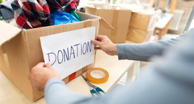 Deducciones de impuestos por donaciones caritativas (¿qué cuenta como donación?)