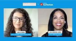 """Serie de videos """"Pregúntale a TurboTax"""" en asociación con #WeAllGrow Latina Network"""