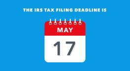 El IRS anunció la extensión de la fecha límite de presentación y pago de impuestos federales