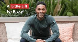 #LittleLifts: Una pequeña alegría para Ricky