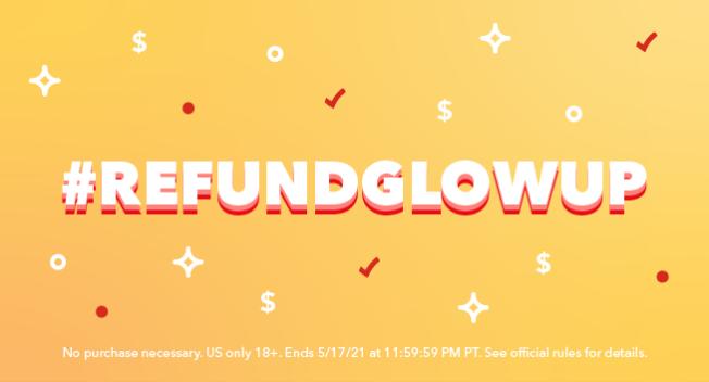Muéstrale a TurboTax tu #RefundGlowUp y participa por $10,000