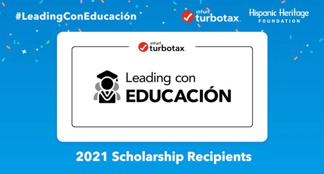 Conoce a los veinte estudiantes latinos que recibieron el programa #LeadingConEducación 2021