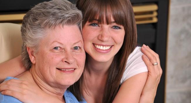 claim elderly parent on taxes