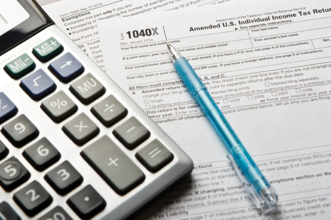 how to mail amended tax return