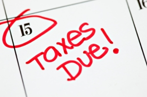 Tax Deadline
