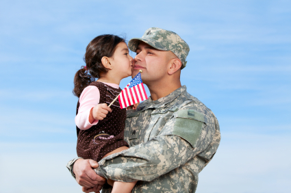 5 things to know about dating a military man