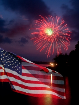 Wishing You a Happy and Safe Fourth of July!