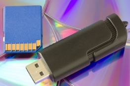 different media storage
