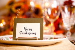 Wishing You and Yours a Happy Thanksgiving!
