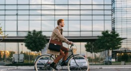 Is This Deductible? Biking, Driving, and Busing to Work?