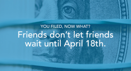 Nudge a Friend to File and You Could Win!