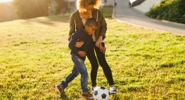Money Saving Ways to Help Your Child Stay Active on this National Child Health Day