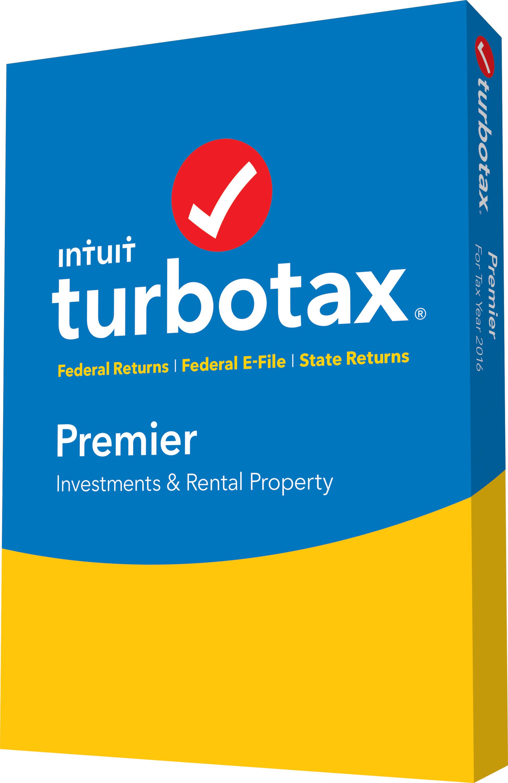 Turbotax home & business 2016 intuit digital.