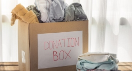 New School Year, New Gear? Don't Just Toss Your Old Gear When You Can Donate