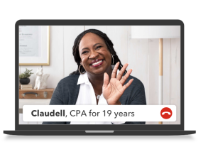 TurboTax Live CPA Claudell