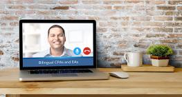 ¡Te presentamos TurboTax Live! Comunícate con un Contador Público Autorizado (CPA) o un Agente Registrado (EA) de TurboTax para revisar tu declaración de impuestos antes de presentarla