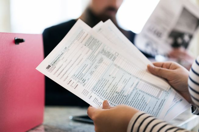 Irs Announces They Are Working On A New 1040 Tax Form Intuit