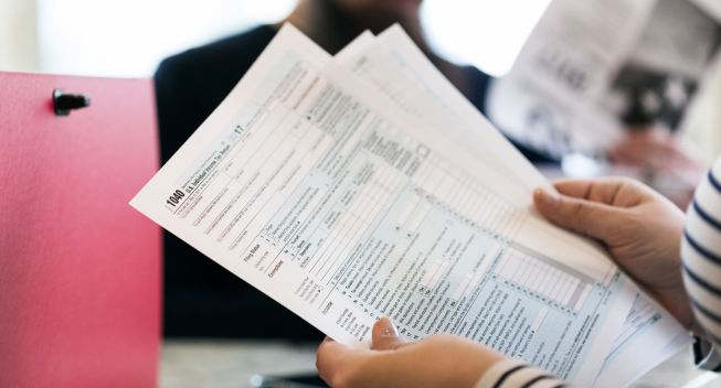 IRS Announces They Are Working on a New 1040 Tax Form: Intuit