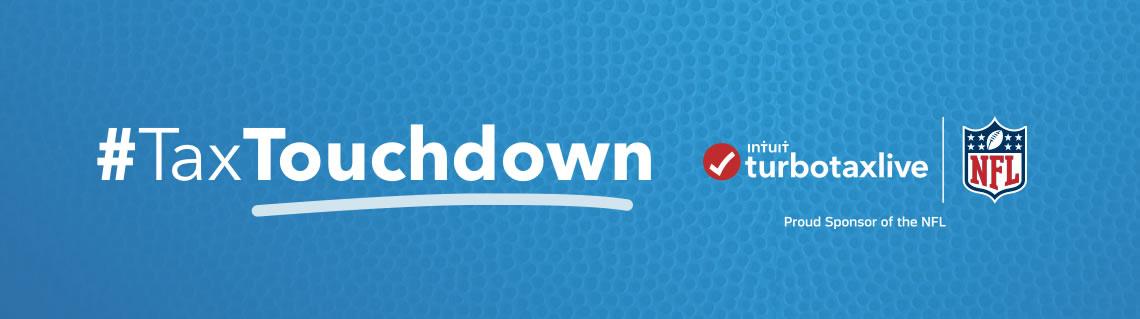 #TaxTouchdown.
