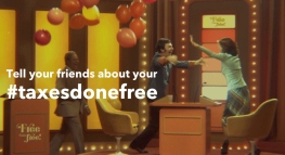 Sweepstakes: Share How It Feels To Get Your #TaxesDoneFree