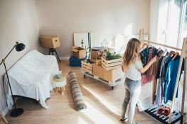 Living on Your Own for the First Time? Here's How to Save Money