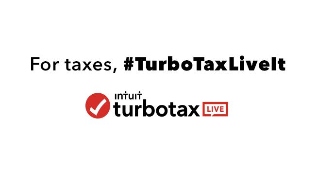 TurboTax Live It