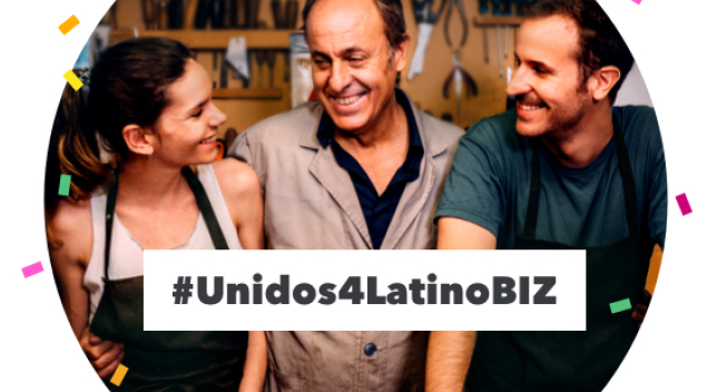 To help you support and show some love for your favorite Latino-owned businesses during Hispanic Heritage Month, TurboTax is launching  #Unidos4LatinoBiz Sweepstakes.