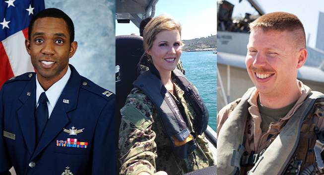 This Veteran's Day, meet some of the extraordinary veterans who help make Intuit's mission to power prosperity around the world possible.