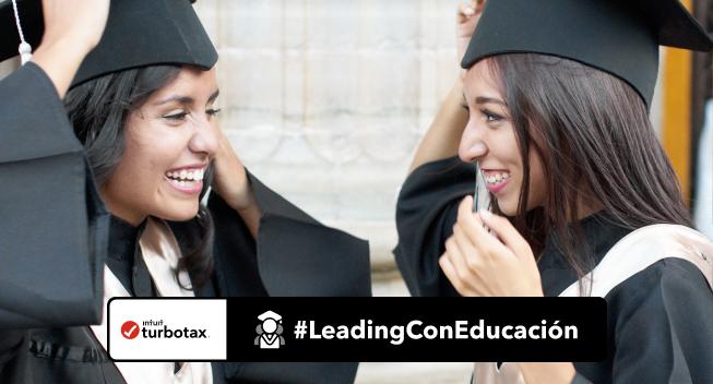 TurboTax announces #LeadingConEducacion Program