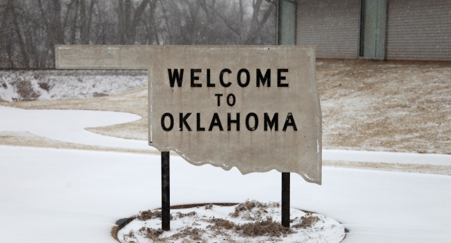 Oklahoma winter storm relief and tax deadline extension