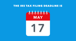 IRS Announced Federal Tax Filing and Payment Deadline Extension