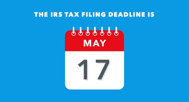 tax filing deadline extension