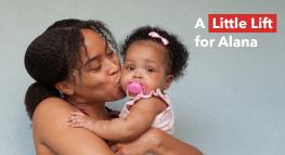 #LittleLifts: A Little Lift for Alana