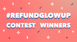 Celebrate Tax Refund Season with Our #RefundGlowUp Contest Winners!