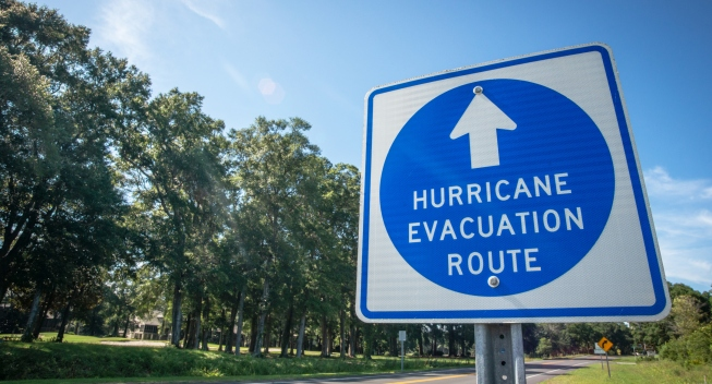 Hurricane Ida Tax Relief